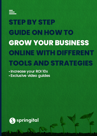 Step by Step guide to grow your business online